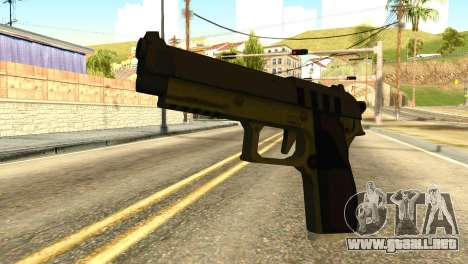 Pistol from GTA 5 para GTA San Andreas