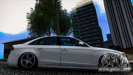 Ultra ENB para GTA San Andreas quinta pantalla
