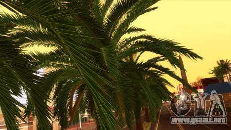 ENB Real for very low PC para GTA San Andreas quinta pantalla