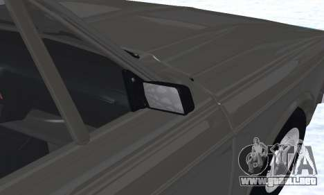 Ikco Peykan Chragh Benzi New para el motor de GTA San Andreas