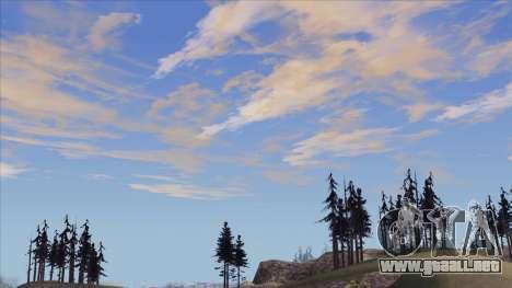 ENB Echo para GTA San Andreas décimo de pantalla
