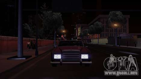 ENB Echo para GTA San Andreas sexta pantalla