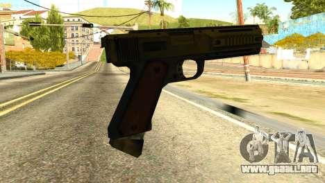 AP Pistol from GTA 5 para GTA San Andreas segunda pantalla
