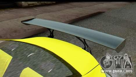 Subaru BRZ 2013 para la visión correcta GTA San Andreas