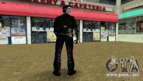 Raven para GTA Vice City segunda pantalla
