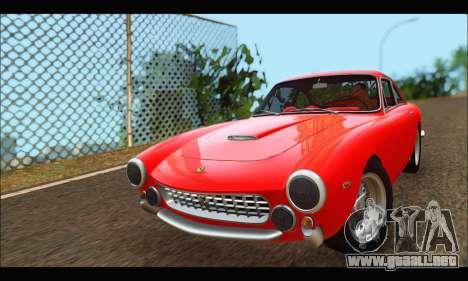 Ferrari 250 GT Berlinetta Lusso 1962 (HQLM) para GTA San Andreas