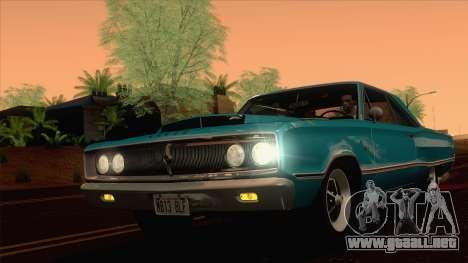 ENBSeries by Blackmore 0.075c para GTA San Andreas décimo de pantalla
