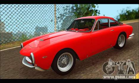 Ferrari 250 GT Berlinetta Lusso 1962 (HQLM) para GTA San Andreas left