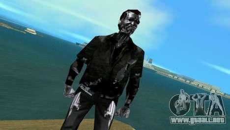 Terminator 2 para GTA Vice City