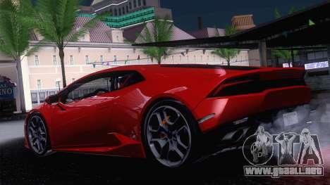 ENBSeries by Blackmore 0.075c para GTA San Andreas sucesivamente de pantalla