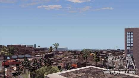 ENB Echo para GTA San Andreas undécima de pantalla