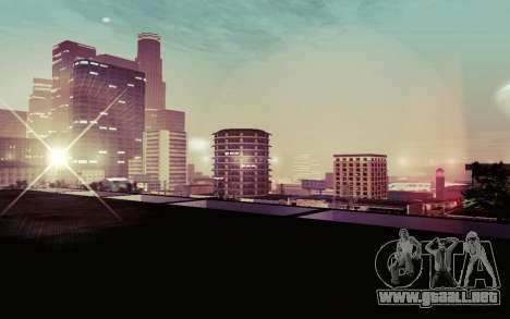 Instagram ENB v1.02 para GTA San Andreas tercera pantalla