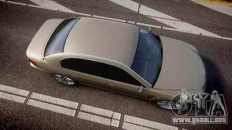 Ubermacht Oracle Elegance v2.0 para GTA 4 visión correcta