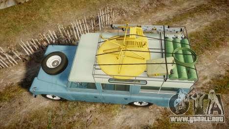 Land Rover Series II 1960 v2.0 para GTA 4 visión correcta