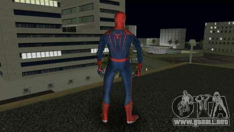 The Amazing Spider-Man para GTA Vice City tercera pantalla
