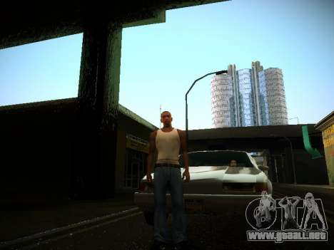 ENBSeries by Fase v0.2 NEW para GTA San Andreas segunda pantalla