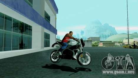 Nuevo transporte y compra para GTA San Andreas twelth pantalla