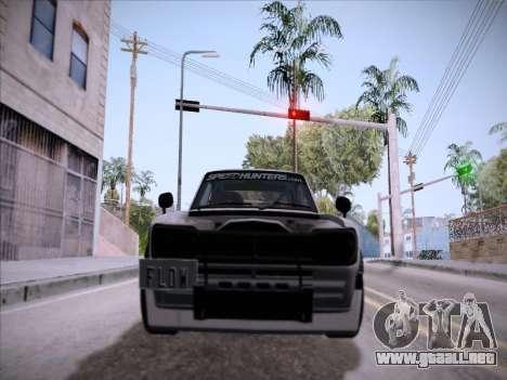 Nissan Skyline 2000 GT-R Drift Edition para visión interna GTA San Andreas