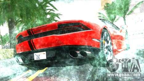 ENB Real for very low PC para GTA San Andreas sexta pantalla