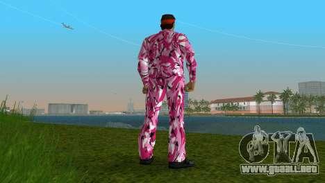 Camo Skin 20 para GTA Vice City segunda pantalla
