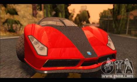 Grotti Cheetah v3 (GTA V) para GTA San Andreas
