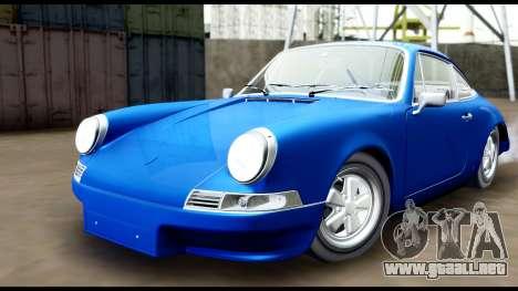 Porsche 911 Carrera 2.7RS Coupe 1973 Tunable para la visión correcta GTA San Andreas