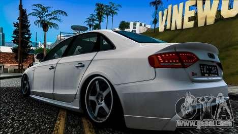Ultra ENB para GTA San Andreas sucesivamente de pantalla