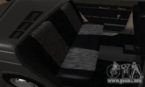 Ikco Peykan Chragh Benzi New para GTA San Andreas