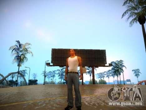 ENBSeries by Fase v0.2 NEW para GTA San Andreas sexta pantalla