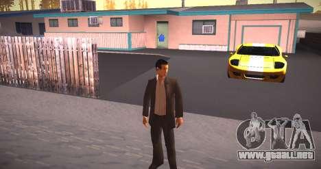 ENB by NIKE para GTA San Andreas sexta pantalla