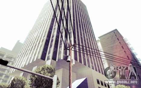 Instagram ENB v1.02 para GTA San Andreas novena de pantalla