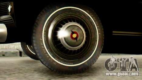 Lassiter Series 75 Hollywood para la visión correcta GTA San Andreas