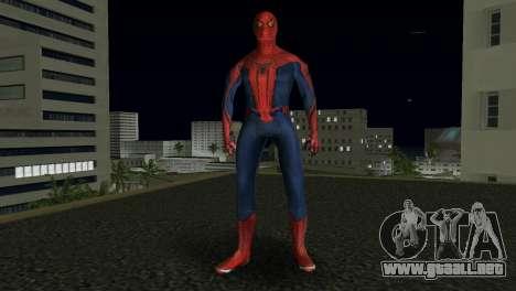 The Amazing Spider-Man para GTA Vice City segunda pantalla