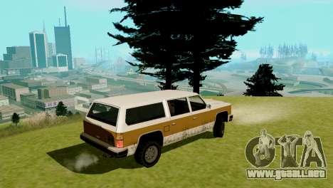 Nuevo transporte y compra para GTA San Andreas undécima de pantalla