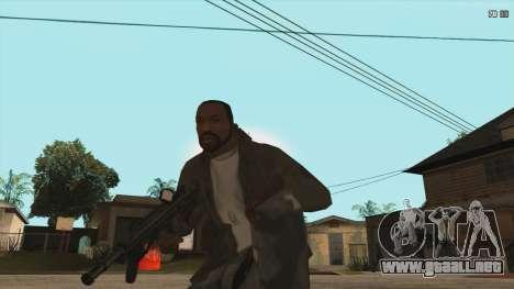 M7A3 para GTA San Andreas tercera pantalla