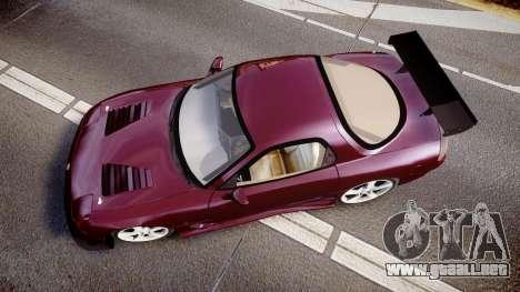 Mazda RX-7 Custom para GTA 4