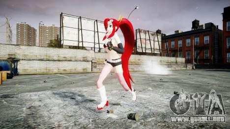 Yoko Ritona para GTA 4 tercera pantalla