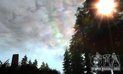 Nuevo resplandor para GTA San Andreas