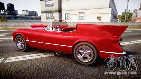 Chevrolet Corvette C1 1953 race para GTA 4