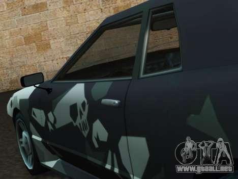 Elegy Korch para la visión correcta GTA San Andreas