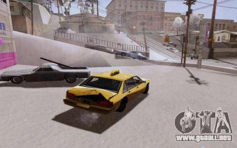 Nuevo ENB Series para GTA San Andreas tercera pantalla