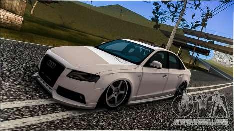 Ultra ENB para GTA San Andreas tercera pantalla