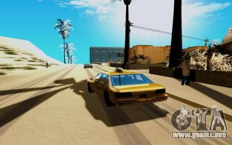 Nuevo ENB Series para GTA San Andreas
