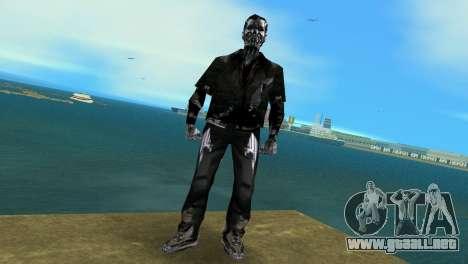 Terminator 2 para GTA Vice City segunda pantalla