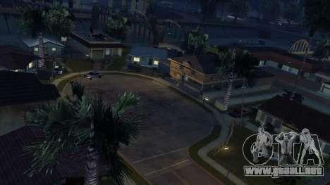 ENB Echo para GTA San Andreas octavo de pantalla