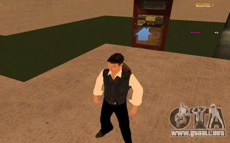 Nueva animación por Ozlonshok para GTA San Andreas tercera pantalla