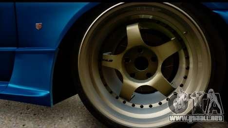 Nissan Skyline R32 Targa para la visión correcta GTA San Andreas