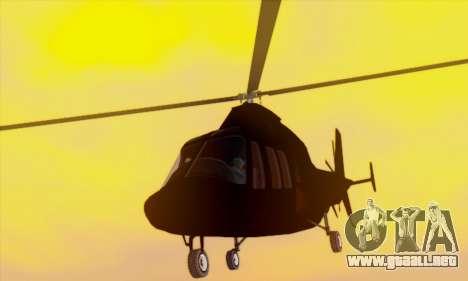 Swift GTA 5 para la vista superior GTA San Andreas