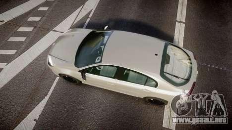 Renault Laguna III GT 2008 v2.0 para GTA 4 visión correcta