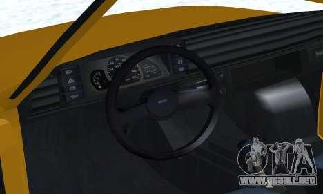 Fiat 126p FL para las ruedas de GTA San Andreas